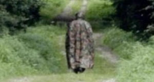 'Mystery figure haunting the Swiss woods for over a decade'