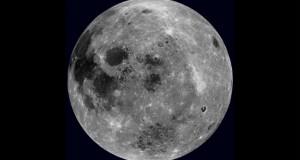'Rotating moon' filmed by NASA (Video)