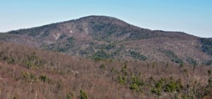 Couple 'attacked by UFO' at Brown Mountain